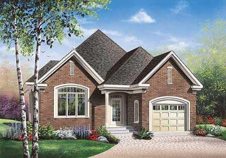 Проекты больших домов