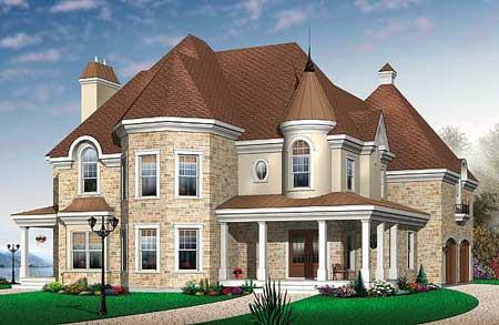 Понравившегося вам проекта дома