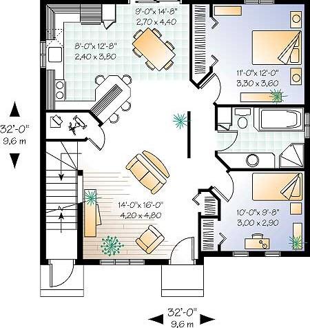 Проекты схемы домов