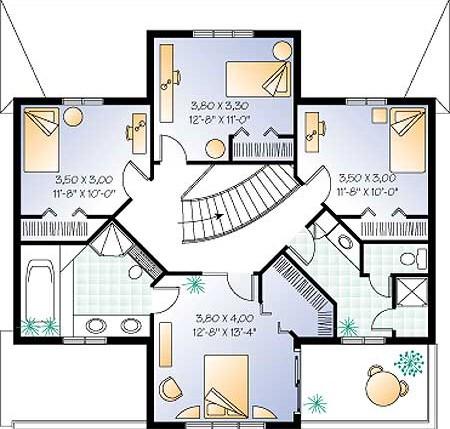проект дачного дома,
