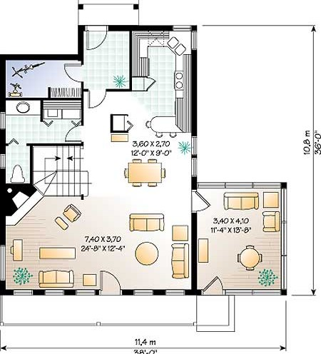 Типовой проект дома проект дома две