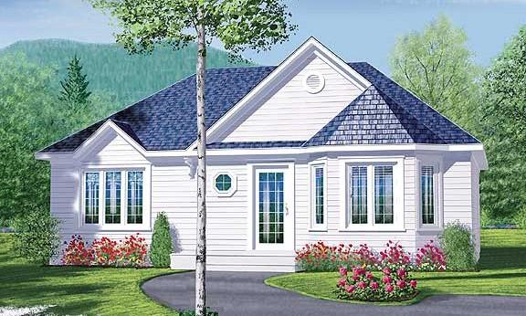 Основные параметры проекта дома