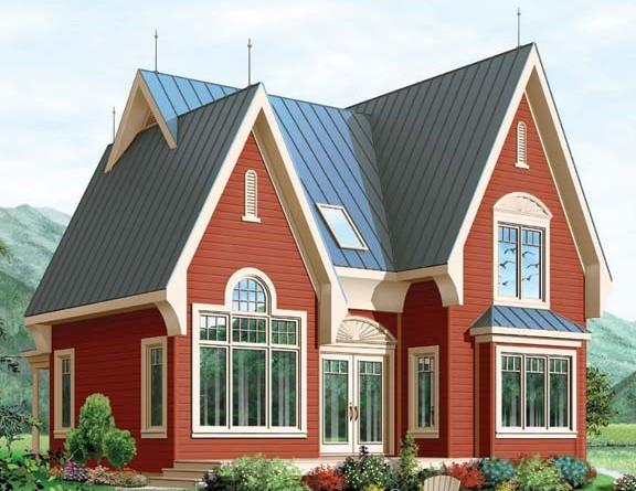 Проект дома проект двухэтажного дома